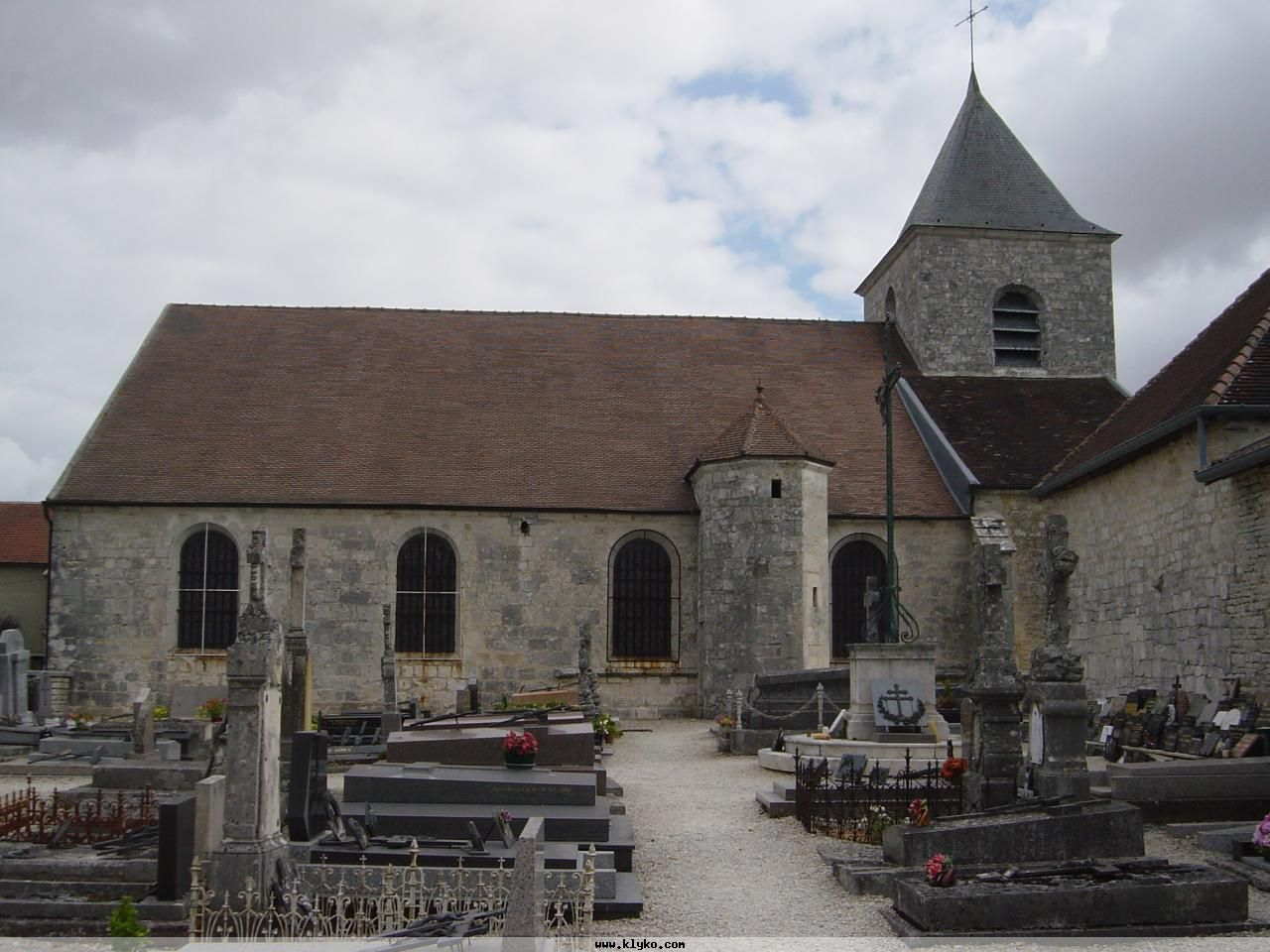 Eglise de Colombey